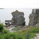The limestones at Holmhällar