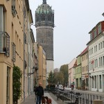 Wittenberg old town
