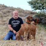 Jonny, Dexter & Argos at Hoburgen