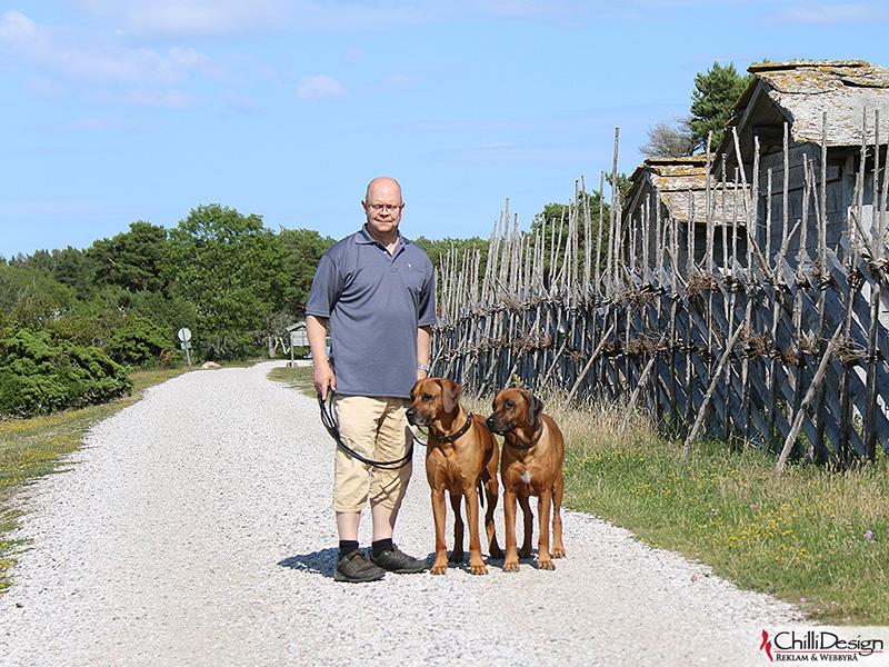 Tomas, Dexter & Argos in Kovik